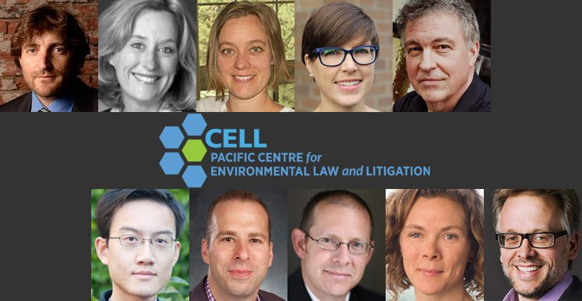 CELL staff and board